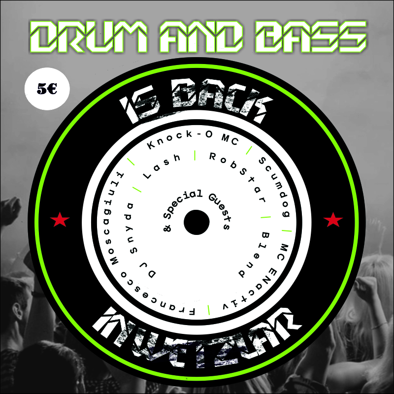 Drum and Bass Party